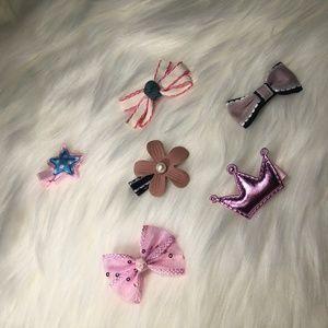 Hair bow Set